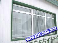 Ламинированнные окна