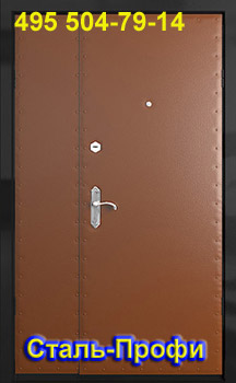 дверь металлическая в подъезд цена сергиев посад
