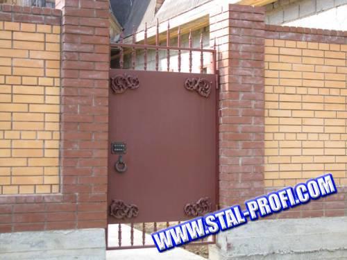 Калиточная дверь